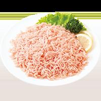 産直鶏ササミひき肉(バラ凍結)