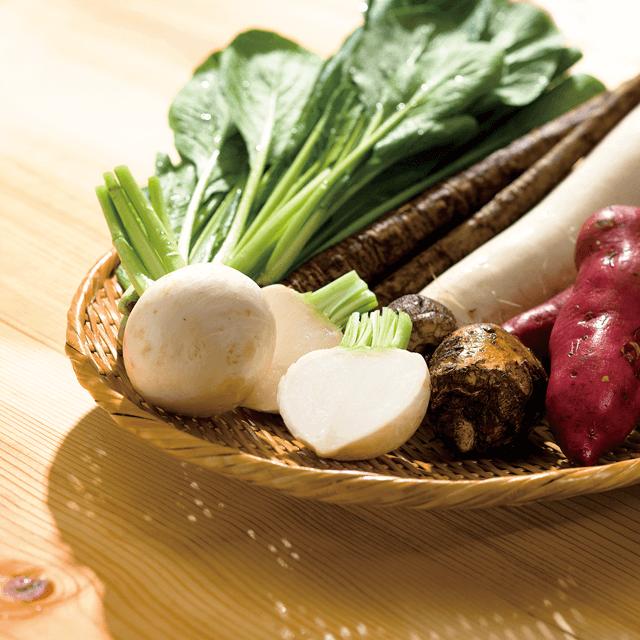 コア・フード有機野菜セット