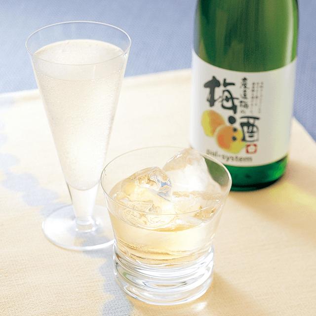 産直梅の梅酒