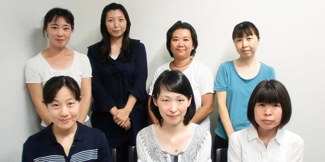 パルシステム東京2011年度商品開発チーム「こめぱん☆くらぶ」のみなさん