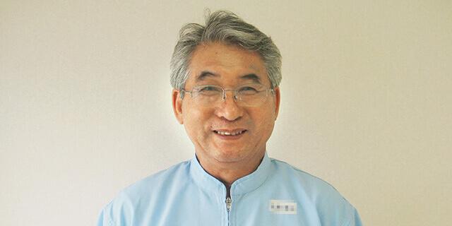 共生食品(株)土居秀利さん(取材当時)