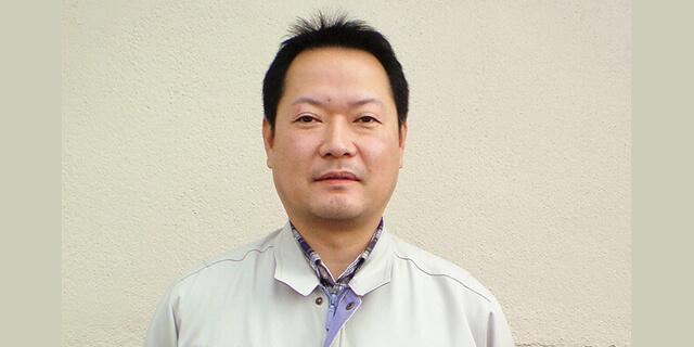 JAおとふけ 清水裕二さん(取材当時)