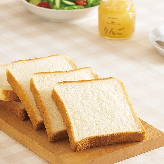 しっとりもっちり食パン
