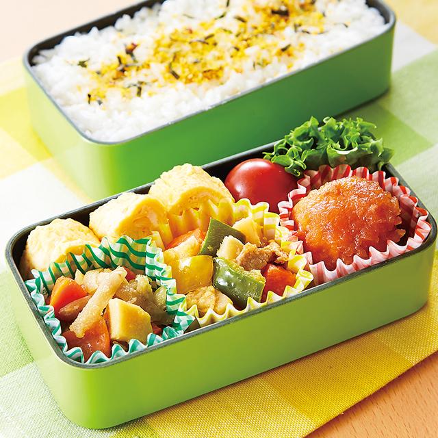 国産野菜と筍の中華風カップ惣菜