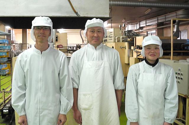 (株)丸三玉木屋 商品担当