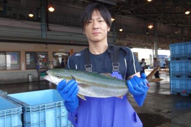 輪島漁業生産組合 江端さん