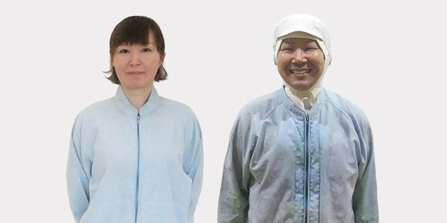(株)高橋徳治商店 商品担当