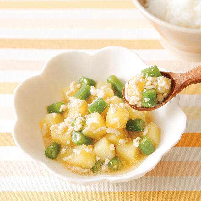yumyum産直鶏のササミひき肉(バラ凍結)