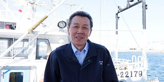 野付漁業協同組合 内藤智明さん(北海道)