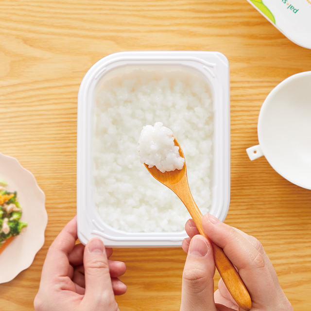yumyum産直米のおかゆ